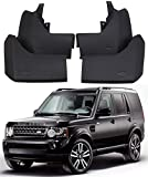 mlzaq 4PCS / Set Car MUDGUARDES DE Coches para Land Rover FOR Discovery 4 LR4 2009-2015 BARR SPAPS SPLAP Guards Fender 2010 2011 2013 2014 2014