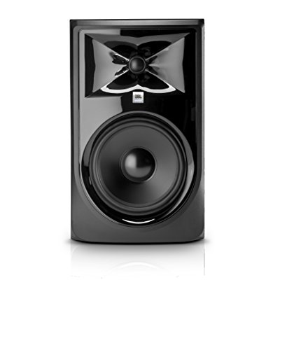 "JBL Professional 308P MkII Next-Generation 8"" 2-Way Powered Studio Monitor (308PMKII)"