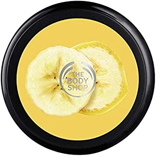 The Body Shop Banana Truly Nourishing Hair Mask, 240 ml