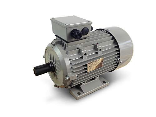 3F3A-112MA-4B3 Felstrom Drehstrommotor 4kW 1500 rpm min IE3 B3 50/60Hz 380-400VD / 660-690VY IEC Framesize/Rahmengröße 112 IP55