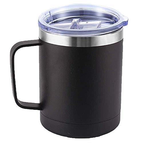 DELERKE Vaso térmico de doble pared | Termo de café para l