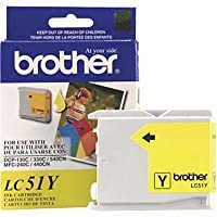 Brother International Corporation lc51yイエローインクカートリッジfor use with fax1360 / 1860 C / 1960 C