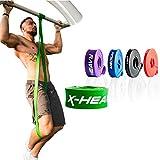ActiveVikings Pull-Up Fitnessbänder   Perfekt für Muskelaufbau und Crossfit Freeletics...