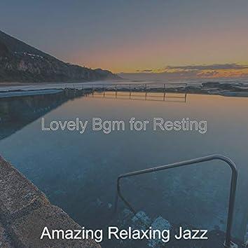 Lovely Bgm for Resting