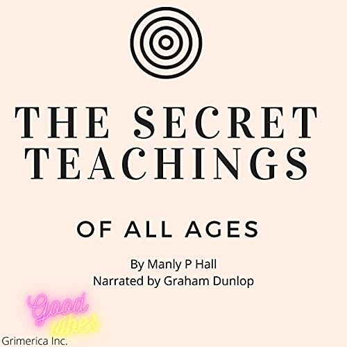 The Secret Teachings of All Ages cover art