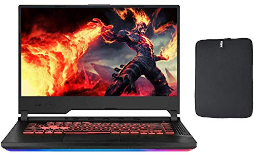 ASUS ROG Gaming Laptop Computer| Intel Hexa-Core i7-9750H Up to 4.5GHz| 32GB DDR4| 1TB HDD + 512GB SSD| 15.6' FHD |NVIDIA GeForce GTX 1650| 802.11ac WiFi| USB 3.0| Windows 10