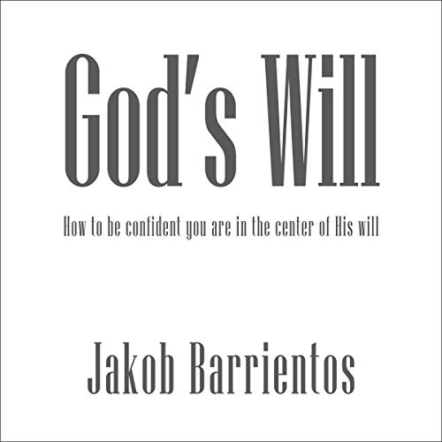God's Will audiobook cover art