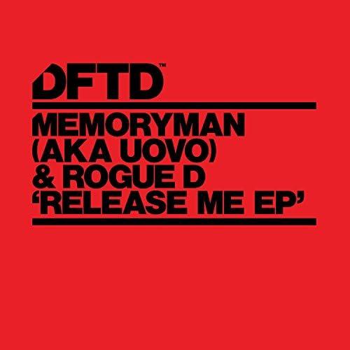 Memoryman (Aka Uovo) & Rogue D
