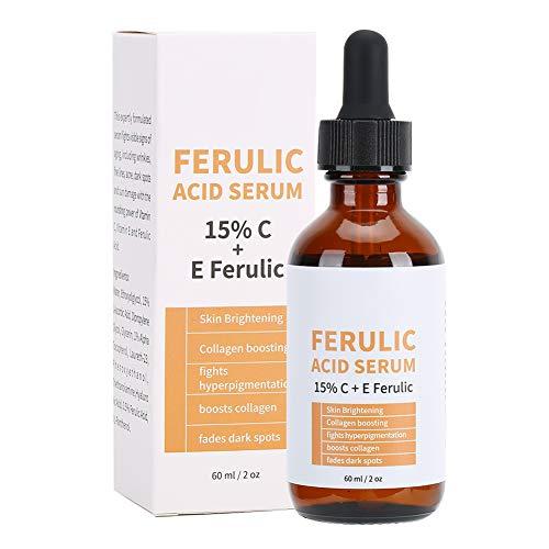 60 ml Anti Wrinkle Firming Collagen Serum, Hyaluronic Acid Face Serum, Nourishing Repairing Solution Whitening for the Skin, Anti aging Anti wrinkle Anti Spots Moisturizing Whitening