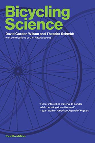 Bicycling Science, fourth edition (Mit Press)