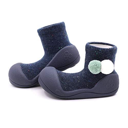 Attipas- Zapatos Primeros Pasos Modelo Shooting Star- Color Azul (Medium, Numeric_20)