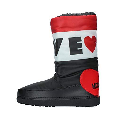 Love Moschino JA2415 Stiefel Damen Bianco - 35/36 - Schneestiefel