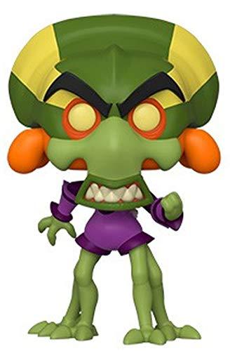 Funko - Pop! Games: Crash Bandicoot - Nitros Oxide Figura De Vinil, Multicolor (43345)