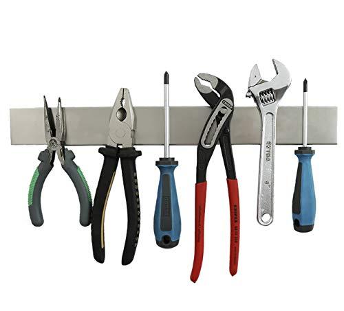 Edelstahl Messerhalter magnetisch/ Magnetleiste – 3 Jahre Garantie - 5