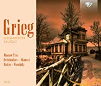 GRIEG/ CHAMBER MUSIC