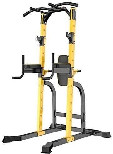 Cnley Kommerzielle Trainingshantel Bank Fengicon Power Cage Hantelbänke Umfassendes Trainingsgerät Horizontale Stange Muskeltraining Sportgeräte Flache Übung Klimmzüge Zuhause Gewichtheben