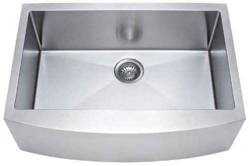 Franke USA FFS30B-10-18 Sink, 30-Inch, Stainless Steel