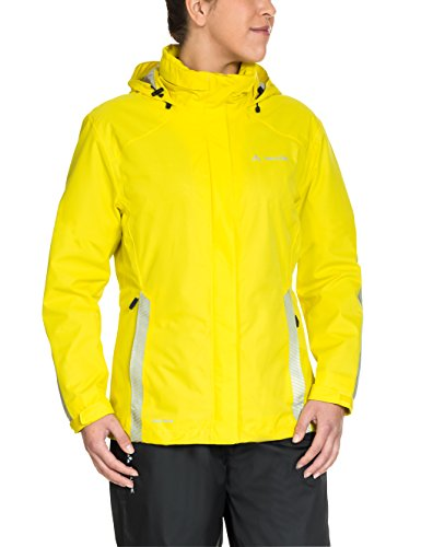 VAUDE Damen Jacke Luminum Jacket, canary, 38, 405161250380