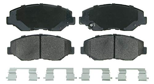 Wagner QuickStop ZX914 Semi-Metallic Disc Brake Pad Set
