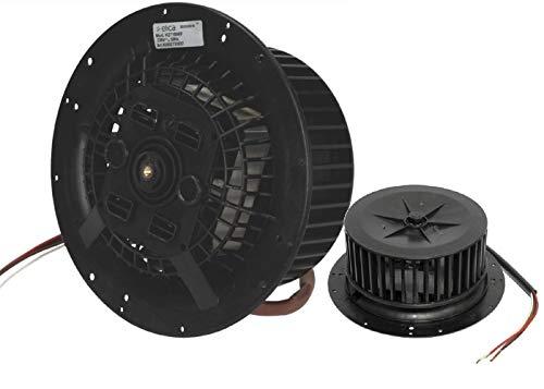 Faber Elica K271896f - Motor de ventilador para campana extractora universal de 3 velocidades