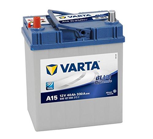 Varta A15 Blue Dynamic Autobatterie, 540 127 033, 12V 40Ah 330A