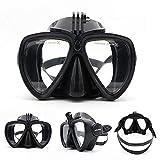 ZKDY Underwater Anti - Fog Camera Mount Stand Mascaras De Buceo...