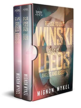 Winski and Leeds: An Enforcers of San Diego Collection by [Mignon Mykel]