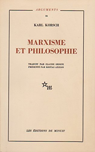 Marxisme et philosophie