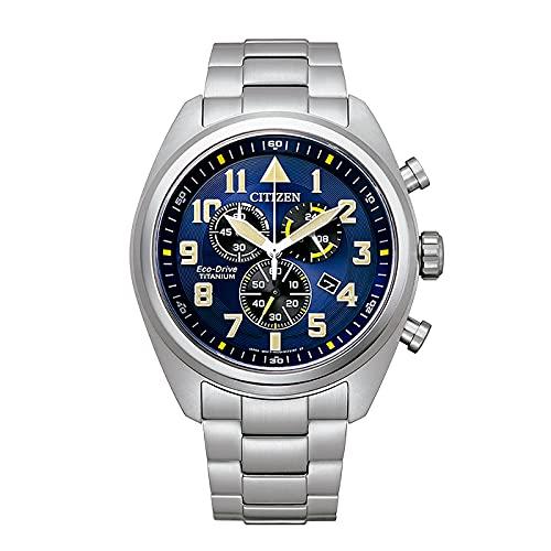 Reloj Citizen Eco-Drive Super Titanium AT2480-81L of Collection
