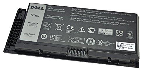 Brand New Dell Original 9 Cell Precision M4800 M6800 Battery SKU 451-BBGO By ...