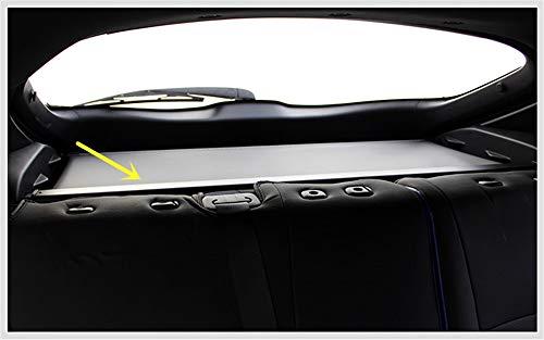 【セール】トノカバー ブラック カバー トリム「トヨタ C-HR Toyota 2016-2019」に対応 【DDLIGHT】