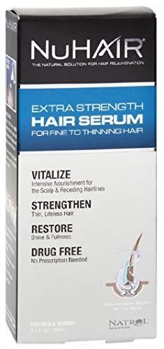 NU cheveux éclaircie sérum de cheveux, 93 ml