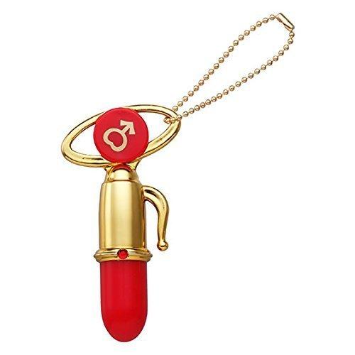 Price comparison product image Sailor Moon Disguise & Transformation Pen Mascot Charm - Sailor Mars Transformation Pen Charm