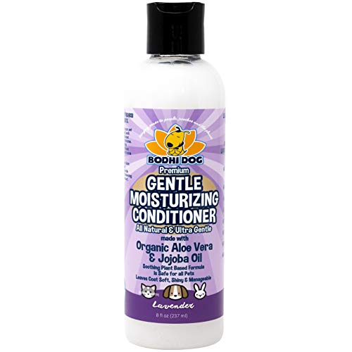 Premium Natural Moisturizing Dog Conditioner | Conditioning for Dogs,...