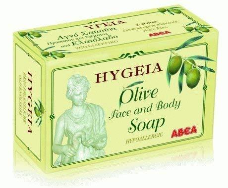 100 % ren olivtvål Abea
