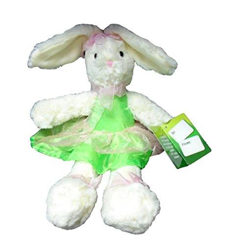 J.C. Walsh and Sons Irish Ballerina Bunny Plush Doll…