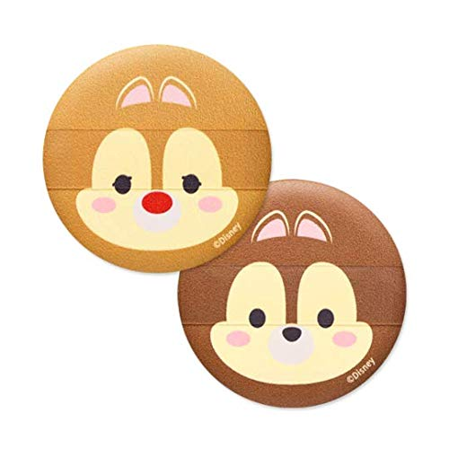 ETUDE HOUSE Cushion Puff Chip & Dale (2EA) | Limited Edition | Cute Little Friends on the Puff to Get your Makeup Ready