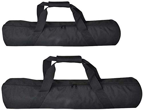 """39""""x7""""x7""""/100x18x18cm Padded Carrying Bag Heavy Duty Photographic Tripod Carrying Case with Strap for Light Stands, Boom Stand and Tripod HBP03-US (39"""")"""