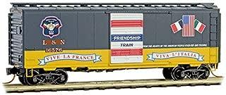 Micro-Trains MTL N-Scale Friendship Train Series #11 - Louisville Nashville/L&N
