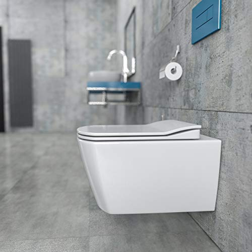 Wand-WC Renova Rimfree