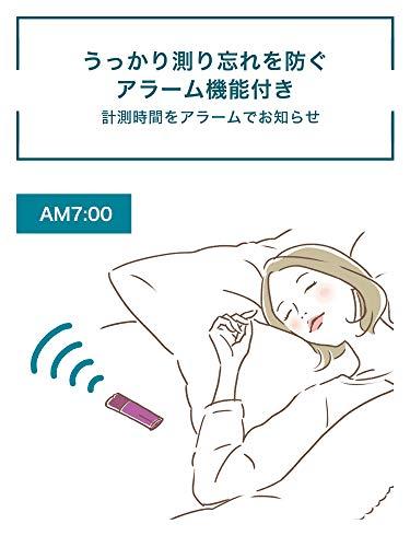 オムロン婦人用電子体温計MC-652LC-W