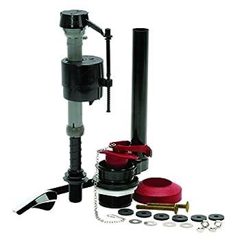 Fluidmaster 400AKR Universal All in One Toilet Repair Kit for 2-Inch Flush Valves Easy Install