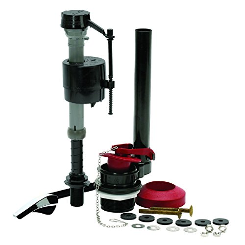 Fluidmaster 400AKRP10 Toilet Tank Repair Kit, 2 inches, Assorted Colors