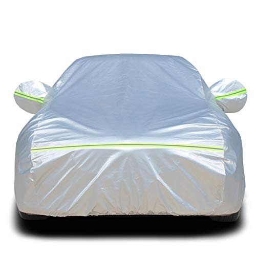 Funda para Coche Compatible con Volvo V40 Cross Country,Lona para Coche si Material de Tela Oxford D