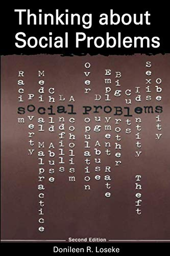 Thinking About Social Problems (Social Problems & Social Issues)