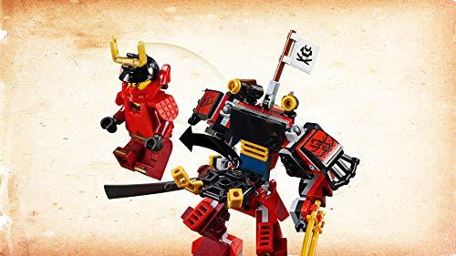 LEGO® NINJAGO® Le robot samouraï...