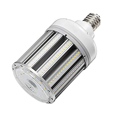 80W LED Corn Light Bulb ,E39 mogul Base corn led Bulbs.5000K AC100-277V,250W Metal Halide HID HPS CFL LED Replacement for Street Garage GYM Warehouse parking lot Workshop Low High Bay light bulb
