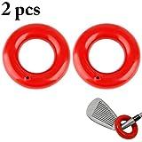 Fansport 2PCS Gewichteter Ring Professionelle Schaukel Gewicht Ring Training Gewicht Ring