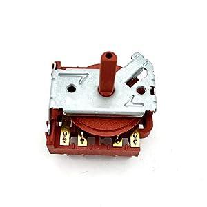 ELECTROTODO Sélecteur Commutateur Four Teka 4 positions HC490 HC510 HI535 HT550