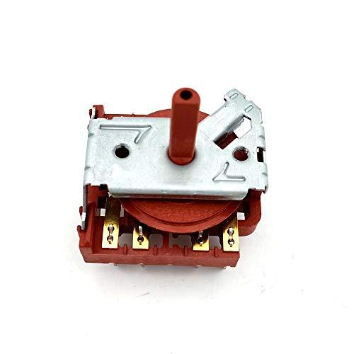 ELECTROTODO Selector Conmutador Horno Teka 4 posiciones HC490 HC510 HI535 HT550